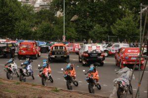Ралли Дакар - участники разбиты на категории