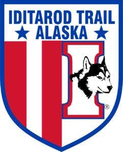 Вымпел с новым логотипом Идитарода