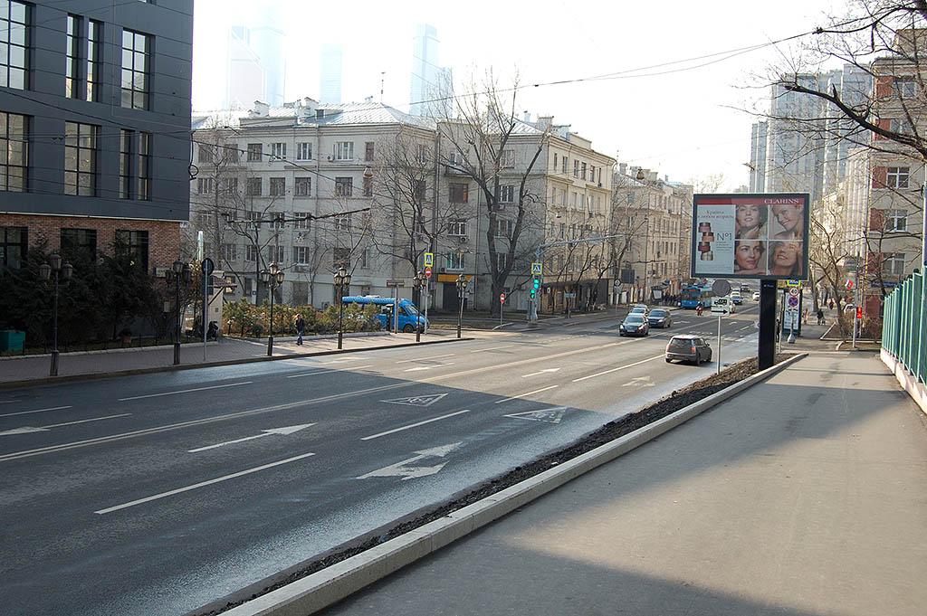 Шмитовский проезд от родной школы