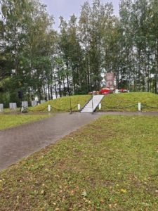 Мемориал «Ладожский курган»